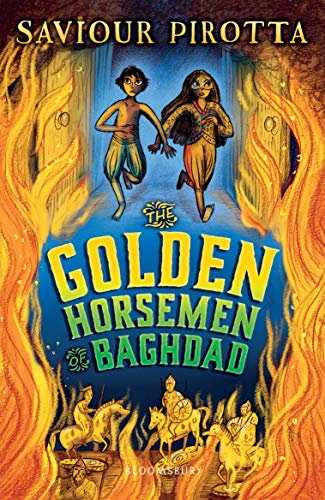 The Golden Horsemen of Baghdad (Flashbacks) (English Edition)
