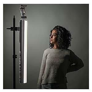 Alkoto THAS-Systems StripTube Basis-Set Striplight-Lichtformer für entfesselten Aufsteckblitz (Version 2.0) - Made in Germany (inkl. Adapter)