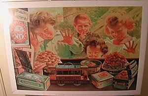 Lu Vitrine - Boccino - 50X70 Cm Affiche / Poster