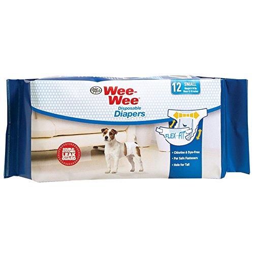 wee-wee-disposable-doggie-diapers-adjustable-absorbent-moisture-wick-fluid-dog