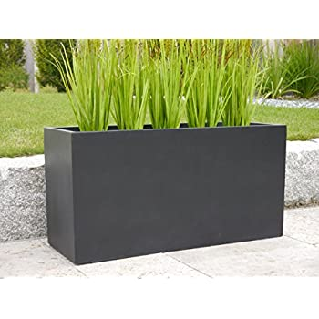 pflanztrog aus fiberglas d bundesgartenschau blumentrog pflanzk bel blumenkasten l80 x b30. Black Bedroom Furniture Sets. Home Design Ideas