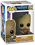 Funko 22074 – Guardians Of The Galaxy 2 2 2 – Pop Vinyl Figure 264 Groot W/Candy Bowl