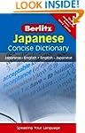 Berlitz Language: Japanese Concise Di...