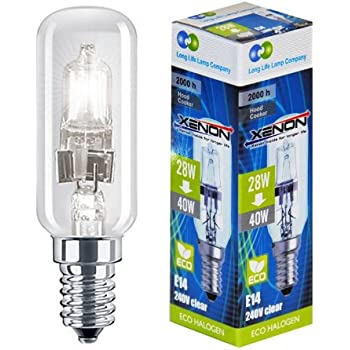Salt Lamp Bulbs 40w : REPLACEMENT 40W E14 SES COOKER HOOD LAMP BULB 2 PACK: Amazon.co.uk: Lighting