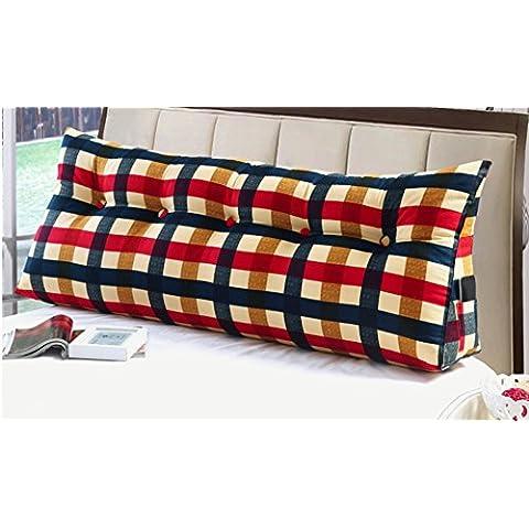 Cuscini del divano cuscino comodino cuscini in tela di cotone