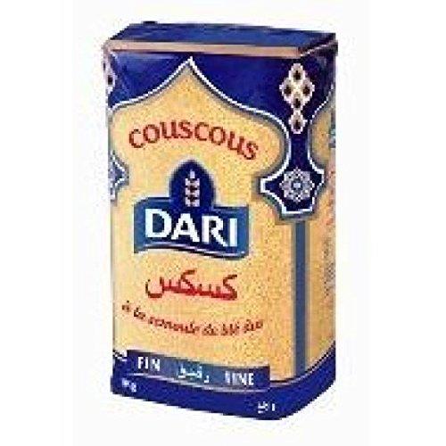 Dari couscous fin 1kg - ( Prix Unitaire ) - Envoi Rapide Et Soignée