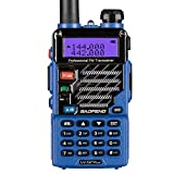 Baofeng GT 3 Mark II Dual Band UHF/VHF Two Way Radio Transceiver CTCSS/DCS + Altoparlante
