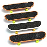 Kungfu Mall 5pcs Pack Finger Board Deck Truck Skateboard Boy Child Toy Kids Fingerboards