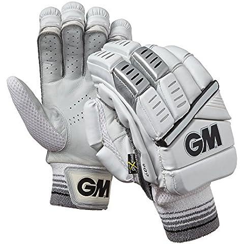 GM 909–Mano Sinistra Batting Guanti, Taglia unica, colore: argento - Batting Guanto Set