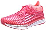 Puma Damen Speed Ignite Netfit 2 Wn Cross-Trainer, Pink (Paradise Pink-Soft Fluo Peach White), 40 EU