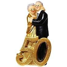 Suchergebnis Auf Amazonde Für Figuren Goldene Hochzeit 3