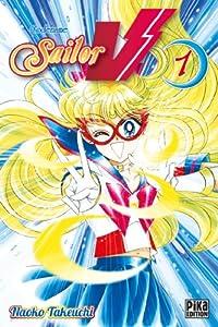 Sailor V Nouvelle édition Tome 1