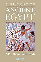 A History of Ancient Egypt by Nicolas Grimal (1994-07-19)