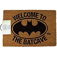 Batman Welcome To The Bat Cave Door Mat