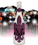Das Sekt Geschenk PINK Le Club brut trocken Rose pink Kristalle Luxus für Frau Freundin Ladies limitiert Ice Champagner war gestern Geburtstag Valentinstag Muttertag