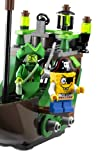 LEGO SpongeBob SquarePants LEGO 3817 The Flying Dutchman (japan import) Vergleich