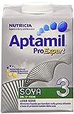 Aptamil 3 Soya - 12 Bottiglie x 500 ml