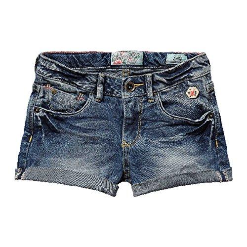 Vingino Jeans Shorts DEBBY bright blue, 16/176