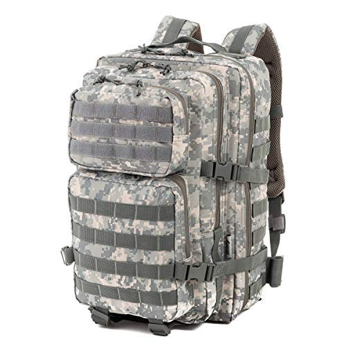 US Army Assault Pack II Rucksack Einsatzrucksack back 50 ltr. Liter (Digital Camo) -