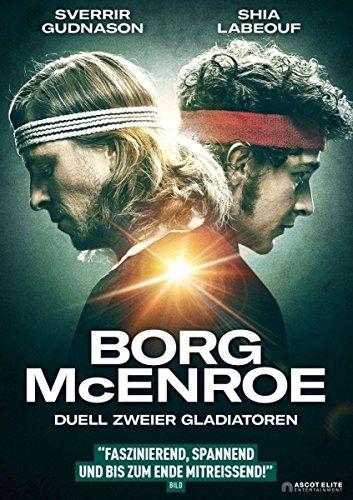 Bild von Borg/McEnroe - Duell zweier Gladiatoren