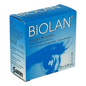 Biolan Augentropfen Einze 20X0.35 ml