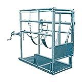 Crush Zoccolo Cura Compact 1, Frontgate, con staffa di bloccaggio, griglia in acciaio - 310003