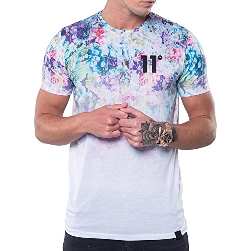eleven-degrees-t-shirt-uomo-chintzy-floral-medium