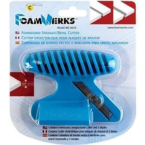 WC6010 Foamwerks Foamboard Straight/Bevel Cutter