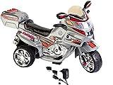 Playtastic Elektro Kindermotorrad: Kindermotorrad mit Elektroantrieb inkl. Netzteil