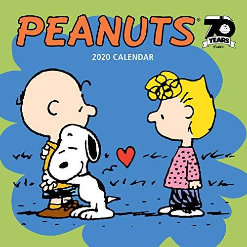 Peanuts 2020 Calendar par Charles M Schulz