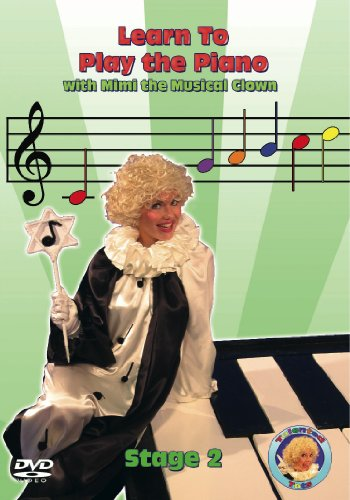 Learn to Play the Piano - With Mimi the Musical Clown 2 [Import anglais]