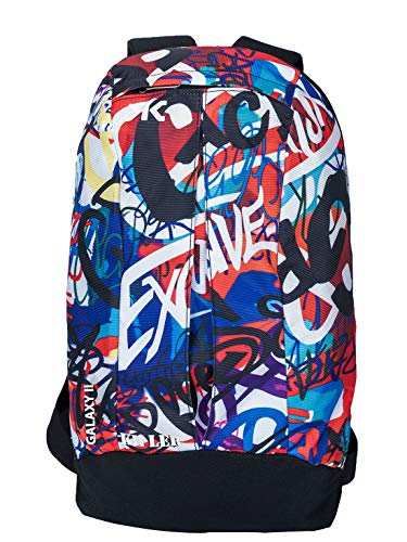 KILLER Polyester 12 L Galaxy Outdoor Backpack  Multicolour