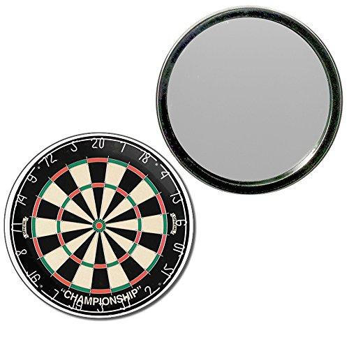 Dartboard - 55mm ronde de miroir compact