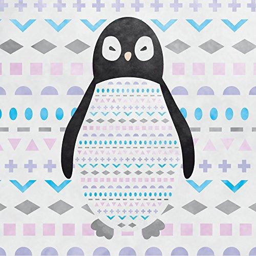 Apple iPhone SE Case Skin Sticker aus Vinyl-Folie Aufkleber Pinguin Muster Vogel DesignSkins® glänzend