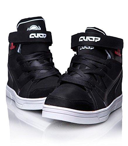 CULTZ - Baskets sportswear homme Basket 6360 noir - Noir Noir