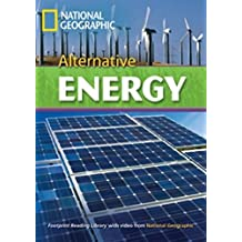 National Geographic Footprint Reading Library:  Alternative Energy. inkl. Multi-ROM