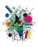 Kunstdruck Poster: Joan Miró