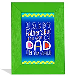 Happy Father Day Quotation Frame