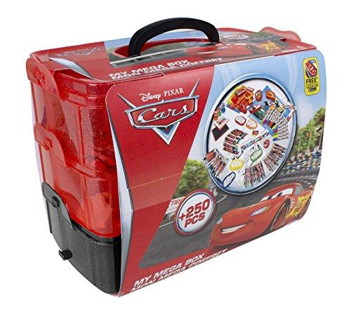 Cars - Mi mega caja (Darpeje CDIC143)
