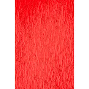 Red Crepe Paper Fold