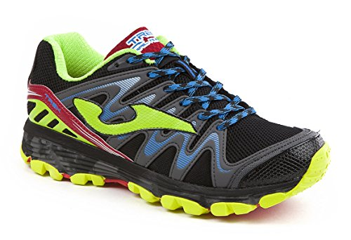 joma-men-trek-trail-running-shoes-black-black-fluor-95-uk-44-eu