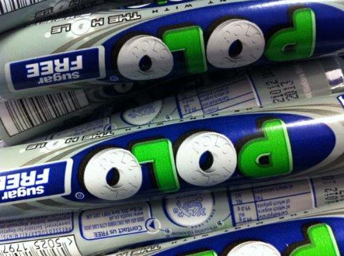 Sugar Gratis Polo 15 x 33,4 g rotoli