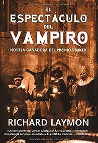 El espectaculo del vampiro par Richard Laymon