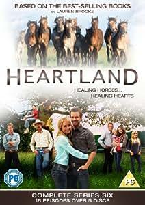 Heartland: The Complete Sixth Season [DVD]