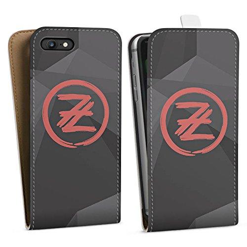 Apple iPhone 6s Hülle Silikon Case Schutz Cover Die Lochis Roman und Heiko Lochmann Fanartikel Merchandise Downflip Tasche weiß
