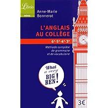 Grammaire bescherelle anglaise pdf