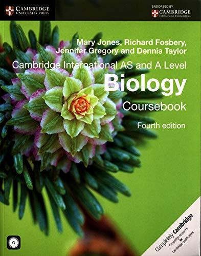 Cambridge international as and a level biology. Per le Scuole superiori. Con CD-ROM. Con espansione online (Cambridge International Examinations)