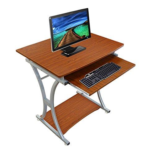 Mobili Scrivania Computer.Lyndan Traverse Noce Computer Tavolo Scrivania Per Casa E