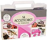MTD DTM - A1504548 - Kit De Loisirs Créatifs - Mallette De Modelage - 14 Accessoires