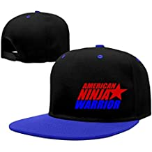 Unisex American Ninja Warrior Logo – Gorra de rejilla e8bc16bcb5f